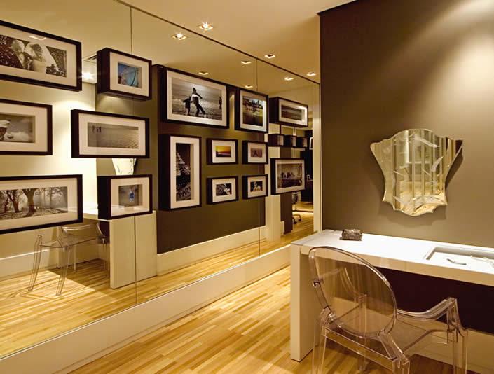 Quadros com Fotos coloridas e em preto e branco