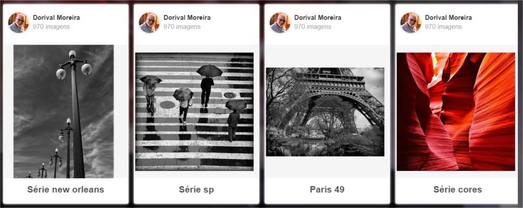 Dorival Moreira, Quadros personalizados Fine Art.