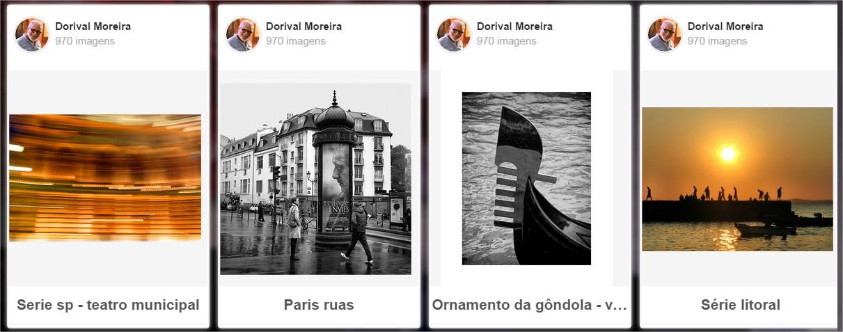 Dorival Moreira Fine Art Quadros
