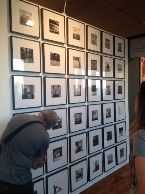 Visita na SP- ART , a fotografia, em suas vertentes moderna, contemporânea e vintage, ganha o centro expositivo na SP-Arte/Foto,
