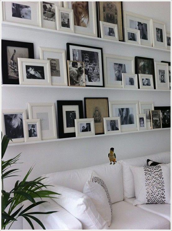 Como decorar com Porta-Retratos personalizados com a foto impressa (51)