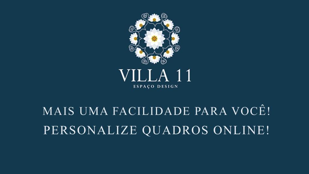 Villa 11 QUADROS PERSONALIZADOS