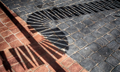 A curva da sombra