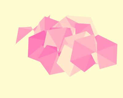 Geométrico tom pastel 02