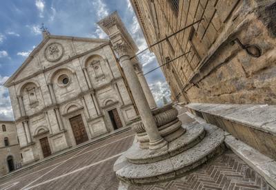 Série Toscana - Pienza II