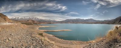 Série Mendoza - Lago de Potrerillos