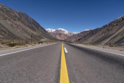 Série Caminhos – Ruta Nacional 7 – Mendoza I