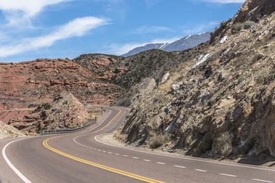 Série Caminhos – Ruta Nacional 7 – Mendoza III