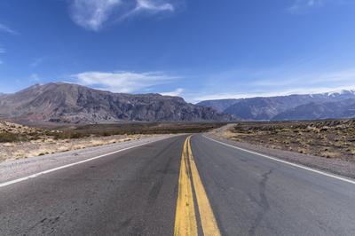 Série Caminhos – Ruta Nacional 7 – Mendoza V