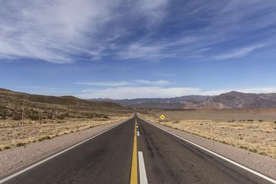 Série Caminhos – Ruta Nacional 7 – Mendoza VI