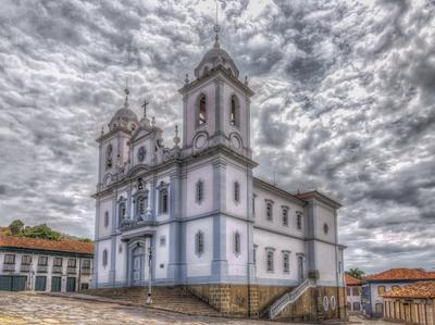 Série Minas Gerais - Igrejas de Diamantina I