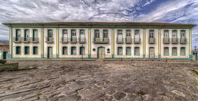 Série Minas Gerais - Escola Mineira