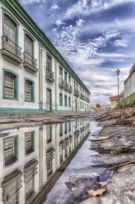 Série Minas Gerais - Paraty em Minas ?