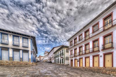 Série Minas Gerais - Ruas de Diamantina I