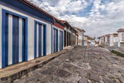 Série Minas Gerais - Ruas de Diamantina II