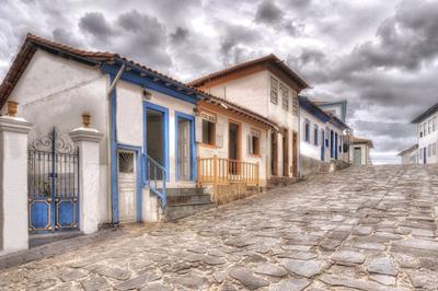 Série Minas Gerais - Ruas de Diamantina III