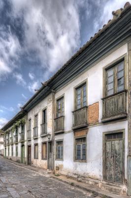 Série Minas Gerais - Ruas de Diamantina IV