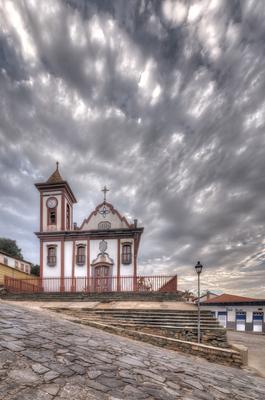 Série Minas Gerais - Igrejas de Diamantina II