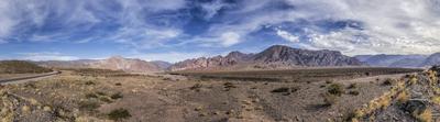 Série Mendoza – Paisagem Montanhosa da Ruta Nacional 7