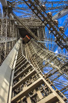 Série Paris - Subindo