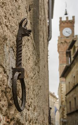 Série Toscana - Detalhes de Pienza