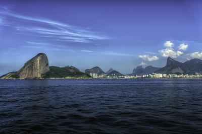 Série Rio de Janeiro - Navegando pela Baía da Guanabara