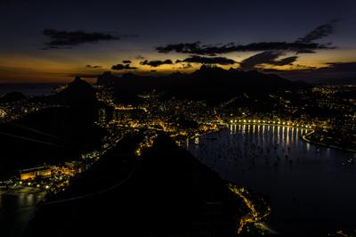 Série Rio de Janeiro - Rio by night 1