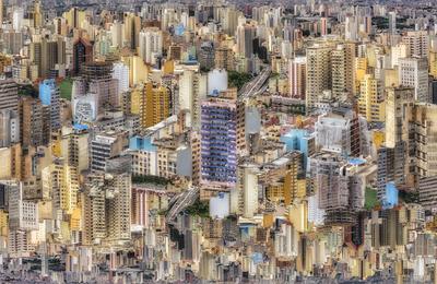 Série São Paulo - Os dois lados da Metrópole
