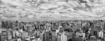 Série São Paulo - Sampa em Preto e Branco