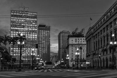 Série São Paulo - O Viaduto do Chá