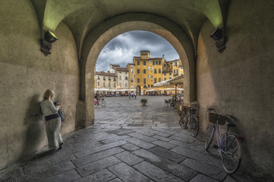 Série Toscana - Estou te esperando, você não vem ?
