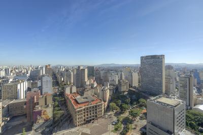 Série São Paulo - Vista do Edifício Martinelli