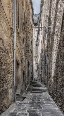 Série Itália - O beco
