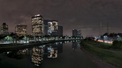 Série São Paulo - Panorâmica da Marginal Pinheiros