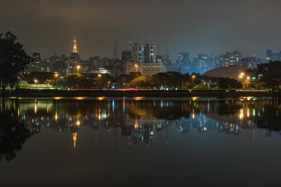 Série São Paulo - Skyline da Paulista.