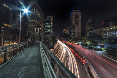 Série São Paulo - Passarela Marcelo Fromer