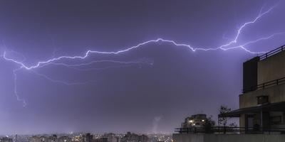 Série Raios - Noites de Tempestade VI