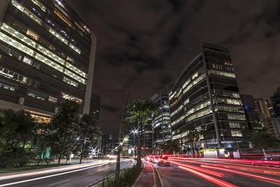 Série São Paulo - Fluxo Noturno II