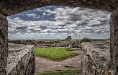 Forte de São Miguel, Chuí, Uruguai - II