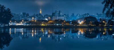 Série São Paulo - Tonalizadas - Skyline da Paulista