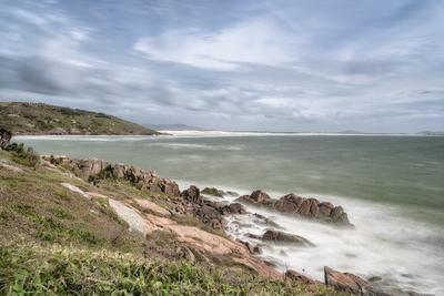 Prainha em Laguna, Santa Catarina, Brasil