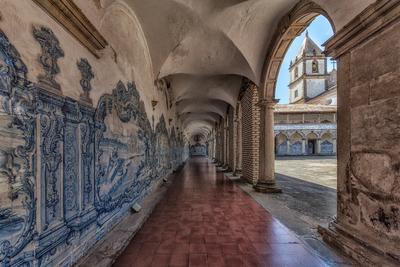 Série Salvador – Detalhe do claustro do Mosteiro de São Francisco, Bahia