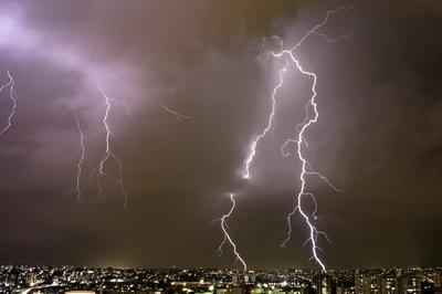 Série Raios - Noite de Tempestade