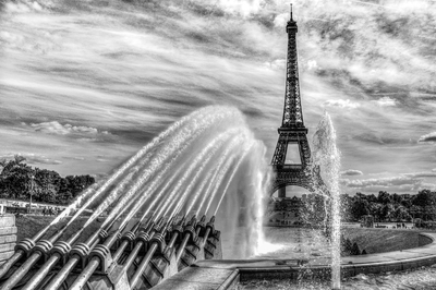 Série Paris - La Dame de Fer