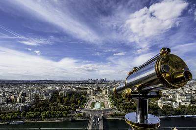 Série Paris - Paris na mira