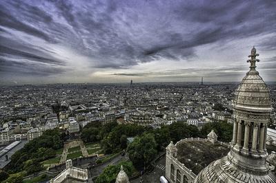 Série Paris - Sacre Coeur