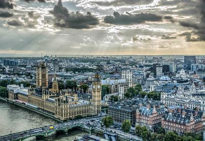 Série Londres - Westminster