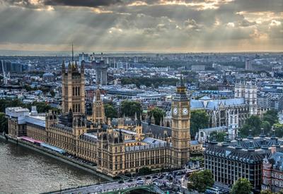 Serie Londres - Westminster II