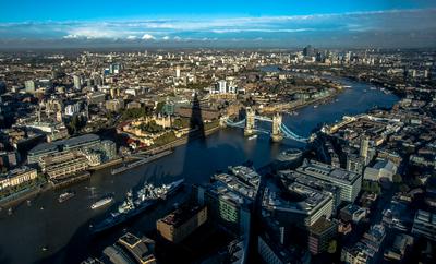 Série Londres - A Vista