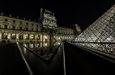Série Paris - Louvre